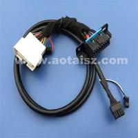 China obd shop obd mini gps tracker cable obd gm diagnostic tools