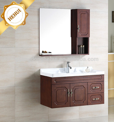 2RC-S56 corner cabinet modern and bathroom cabinet with lights for german style bathroom vanity