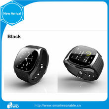 FM Radio most fashionable waterproof bluetooth unisex android smart watch mobile phone