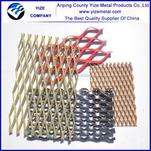 Building Material Diamond Opening Expanded Metal/Protection expanded mesh/Heavy duty expanded metal sheet