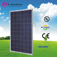 Quality and quantity assured cheap poly solar panel 250w