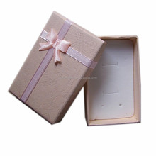 China Elegant Beautiful Packaging Paper small cardboard boxes with lid