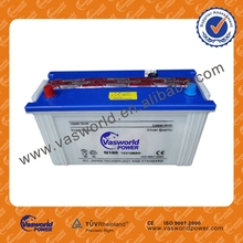 Battery 100ah 12v Car rechargeable battery with remote control