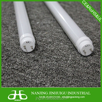 CE approved T5 LED tube light 18w, 4ft LED tubo lamps