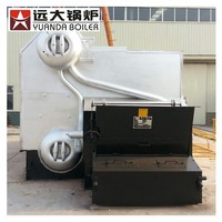 Factory Price Chain Grate Coal Boiler Steam Machine 4 Ton Boiler