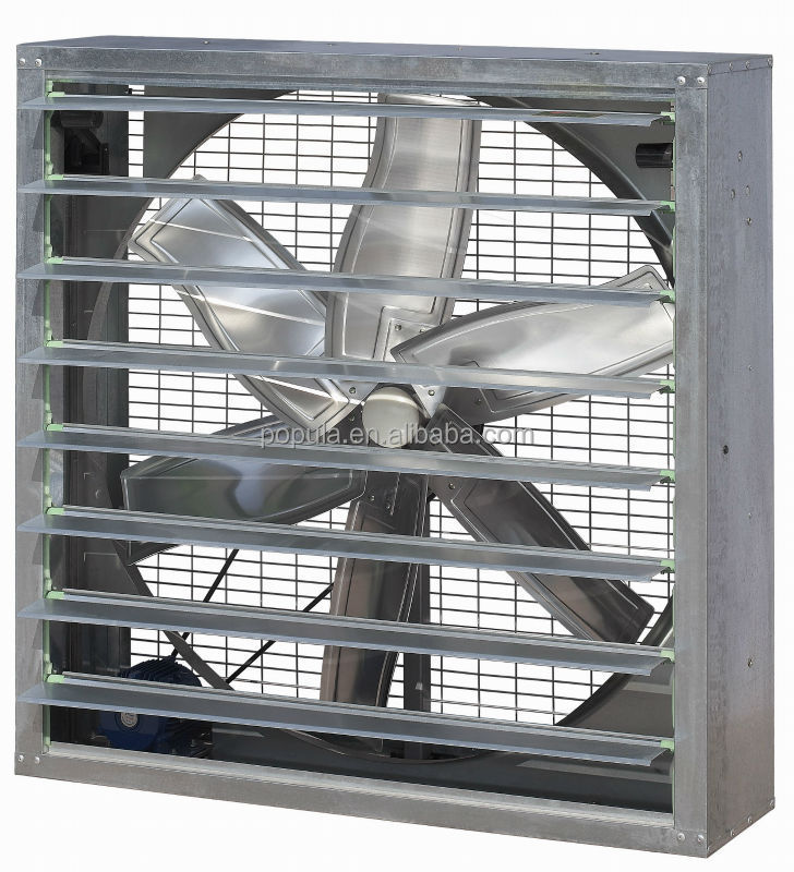 Large Industrial Exhaust Fans : Large flow ventilatior exhaust fan greenhouse ventilation