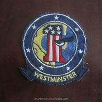 Hign quality customize patch embroidery