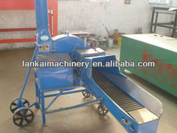small size light weightmobile convenience straw chopper,electric wire stripping machine