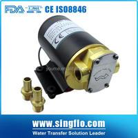 Singflo 14LPM oil transfer small 12 volt gear pump