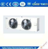 High temperature 007 two motors small evaporative air cooler used for cold room vegetable storage