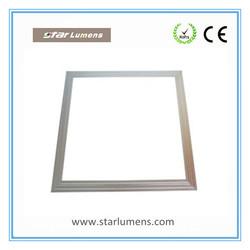 wholesale led square panel light Sliver edge ultra thin led light panel led panel light 18w