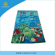 Custom-made Brand Sublimation Towel For Photo Printing,photo printed beach towel