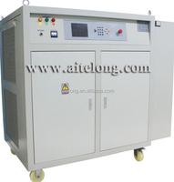 AC variable resistive dummy load for 100kva power bank
