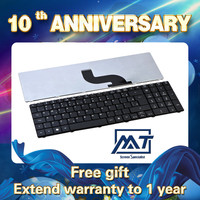 China Big Manufacturer of Laptop Notebook Keyboards for TSB Toshiba A500 PO MP-06876PO-9204 Blister Black