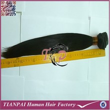 Permanent factory directory weave hair extensions, 18 inch weft hair extensions for sale