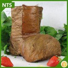 Brown Cheap Handmade Plant Pot Handicraft