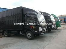 waste compactor trucks jmc lights led truck
