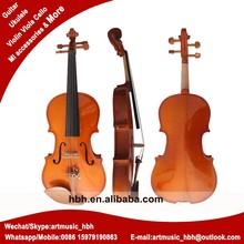 Fornecedores chineses microfone para violino