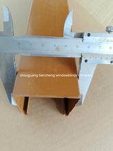 50mm Parts Horizontal Blinds High-Profile Headrail TC-C-T524