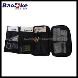 Made in China First Aid Kit as your car travel safety guard