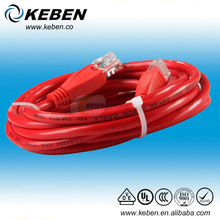 High quality cat 5e cost per meter utp network cable