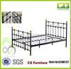 Modern Design Double Metal Bed Frame of Home Furniture