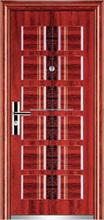 lowes forjado puertas de seguridad de hierro