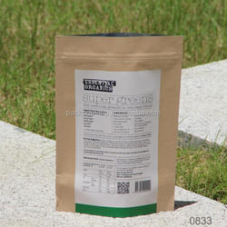 hot dog packing greaseproof kraft paper bag