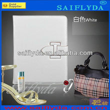 Top quality book standing case for ipad 2 3 4 leather luxury stand cover
