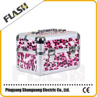 Wholesale Popular Beauty Makeup Case Hard Frame Decorative Box