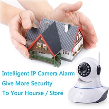 Wireless Digital Home Security Alarm System With IP Camera