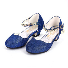 Newest girls dot school shoes high quality girls school shoes 2015 new collection girls dress shoes