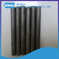 Tungsten carbide rod high quality unground rod solid carbide rod overall length 330