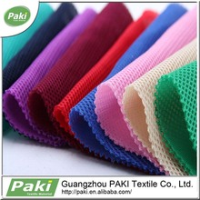 polyester 3d air mesh fabric for bag for chair for sport