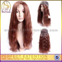 With Bang Glue Less Human Hair Wavy 24 Remy Lace Wigs Hongkong