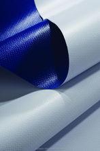 heat insulation plain woven pvc coated tarps tent fabric manufactory