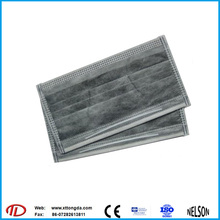 Actived Carbon Fiber Anti-odor Face Mask