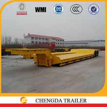 made in China online truck sales brands of trailer trucks 3 axle low loader