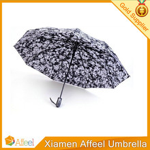 3 folding umbrella vip gift for umbrella