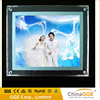 Transparent acrylic LED wall hanging home decoration LED light box