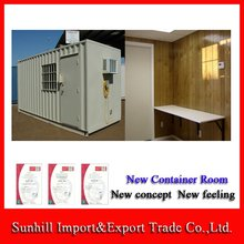 Low Cost Recycled Shipping Container House Chongqing Sunhill Your Best Choice