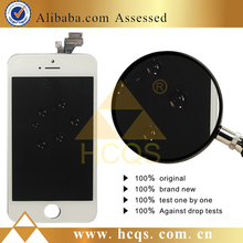 Top after-service for Apple iPhone 5 lcd touch screen replacement, for Apple iPhone 5 lcd screen with digitizer