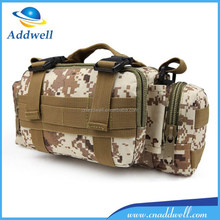 Outdoor cycling military tactical camouflage camera bag