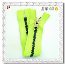 #5 cabinets plastic zipper open end and close -end FX1568