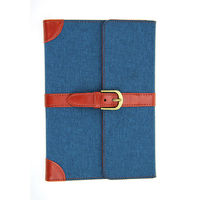 High quality Jean case protective case for ipad Mini .magnetic belt case cover for ipad mini .