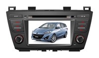 ISUN android adroid double din car dvd player for mazda 3 audiosources car dvd as 8601