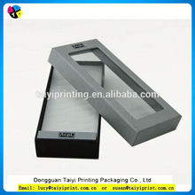 Customized printed foldable paper pendant box