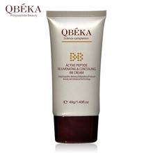 Professional Make Up QBEKA Active Peptide Rejuvenating & Concealing Bb Cream waterproof long lasting