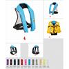 2015 Fashional Neck Type Manual&Auto Marine Inflatable Life Jacket