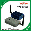 2.4 G portátil de longo alcance transmissor de vídeo sem fio